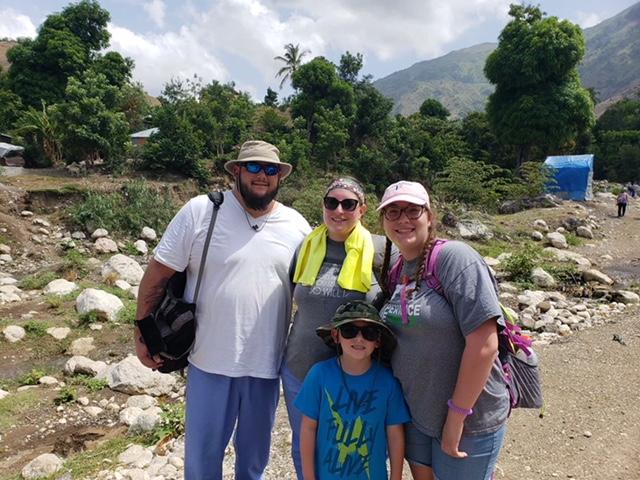 family haiti
