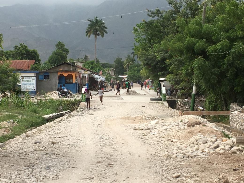 Kaster haiti view