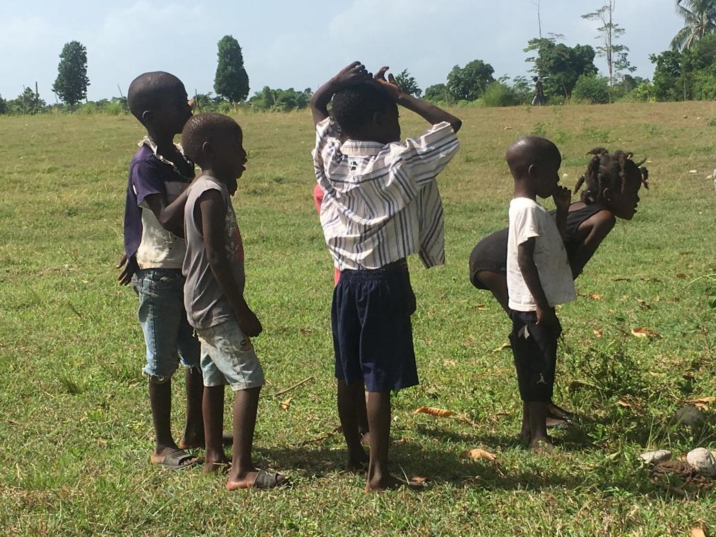 Kastner Haitians